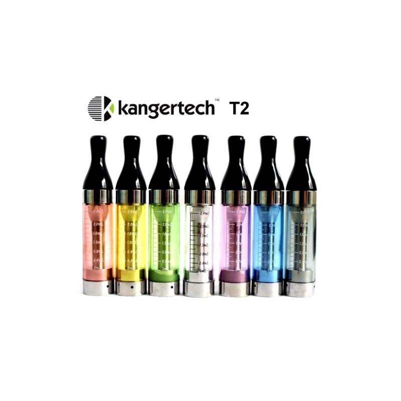Clearomiseur T2 de Kangertech