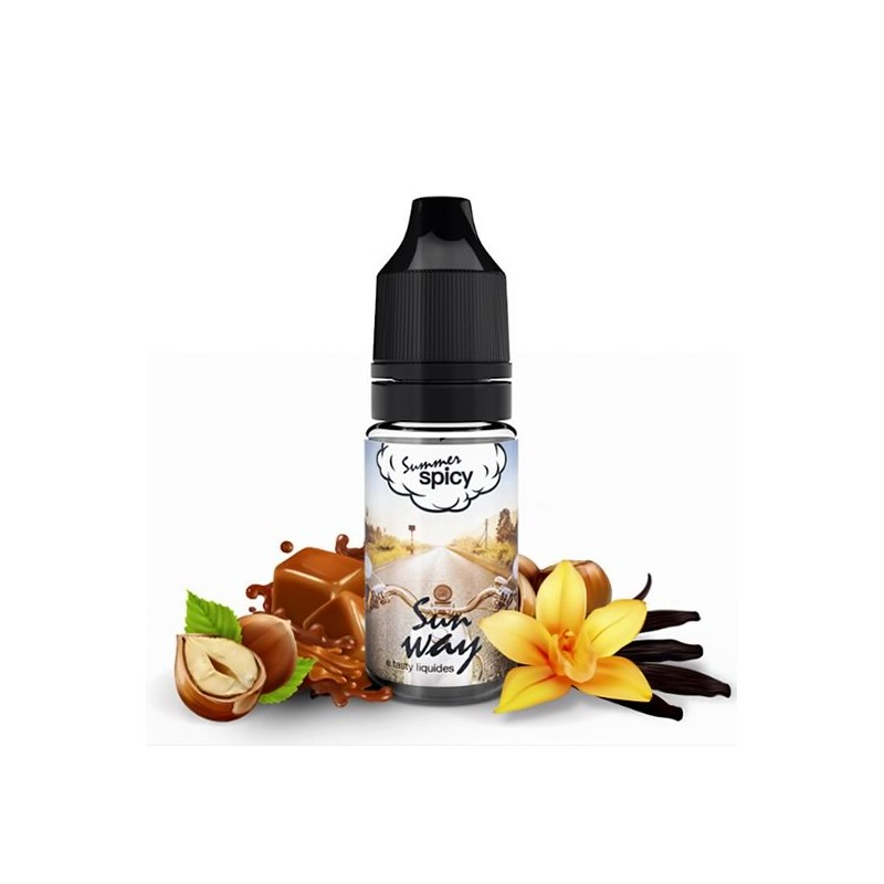 Eliquide Sun Way par Etasty - 10 ml