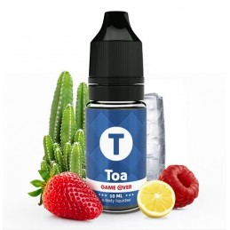 Eliquide Toa - série Game over par Etasty - 10ml