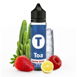 Eliquide Toa - série Game over par Etasty - 50ml