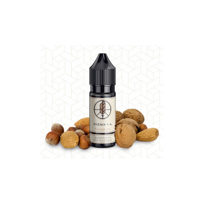 Eliquide Phenix Y4 par Flavor Hit - 10ml