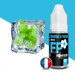 Eliquide Menthe X-Trem par Flavor Power - 10ml