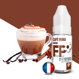Eliquide Cafe Moka par Flavor Power - 10ml