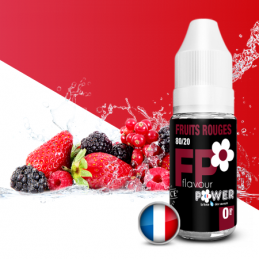 Eliquide Fruits Rouges par Flavor Power - 10ml