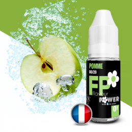 Eliquide Pomme par Flavor Power - 10ml