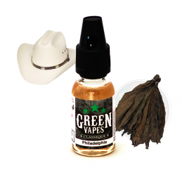 Eliquide Philadelphia par Green Vapes - 10ml