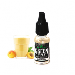 Eliquide Early Haven par Green Vapes - 10ml