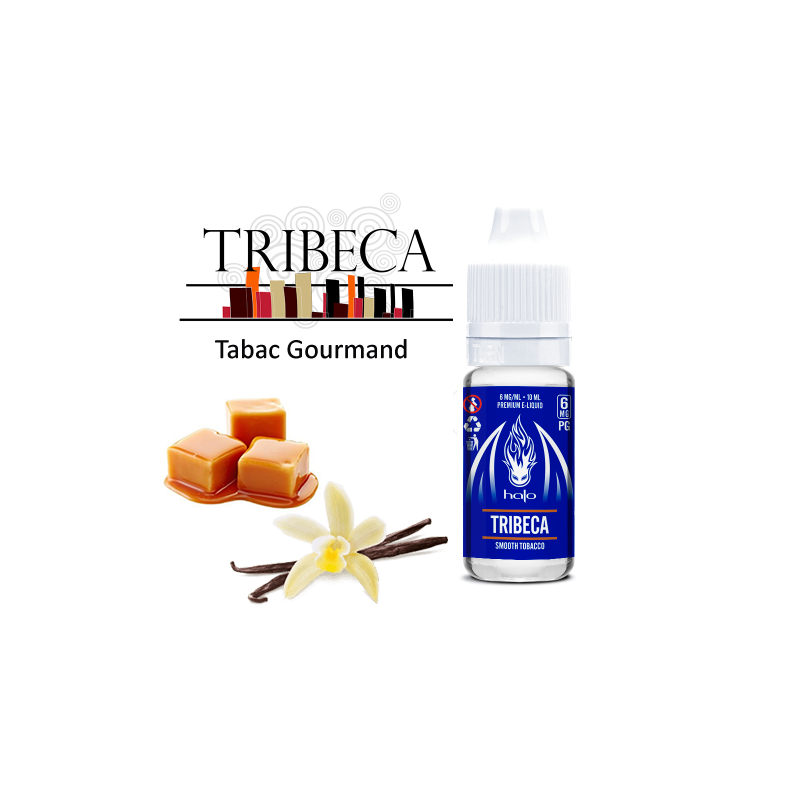 Eliquide Tribeca par Halo - 10ml