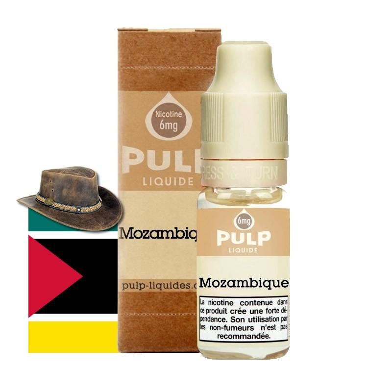 Eliquide Mozambique par Pulp - 10ml