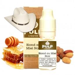 Eliquide Blond Au Miel Noir par Pulp - 10ml