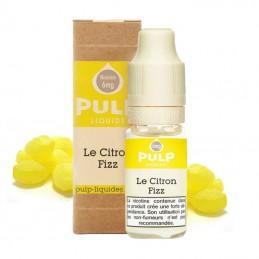 Eliquide Citron Fizz par Pulp - 10ml