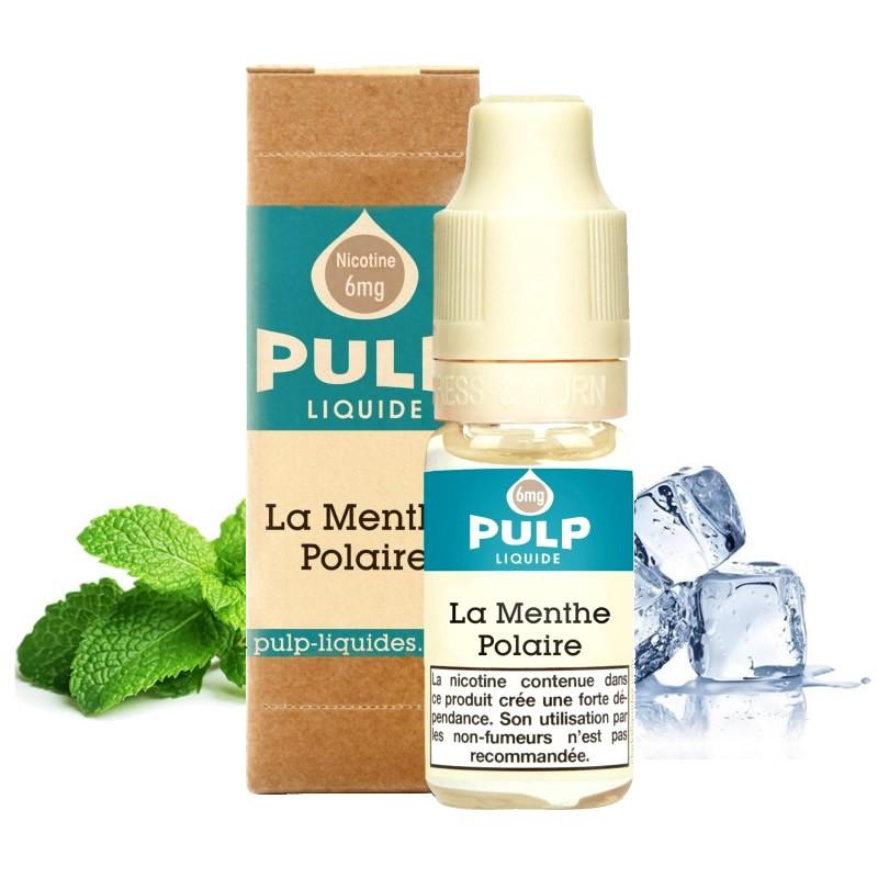 Eliquide Menthe Polaire par Pulp - 10ml