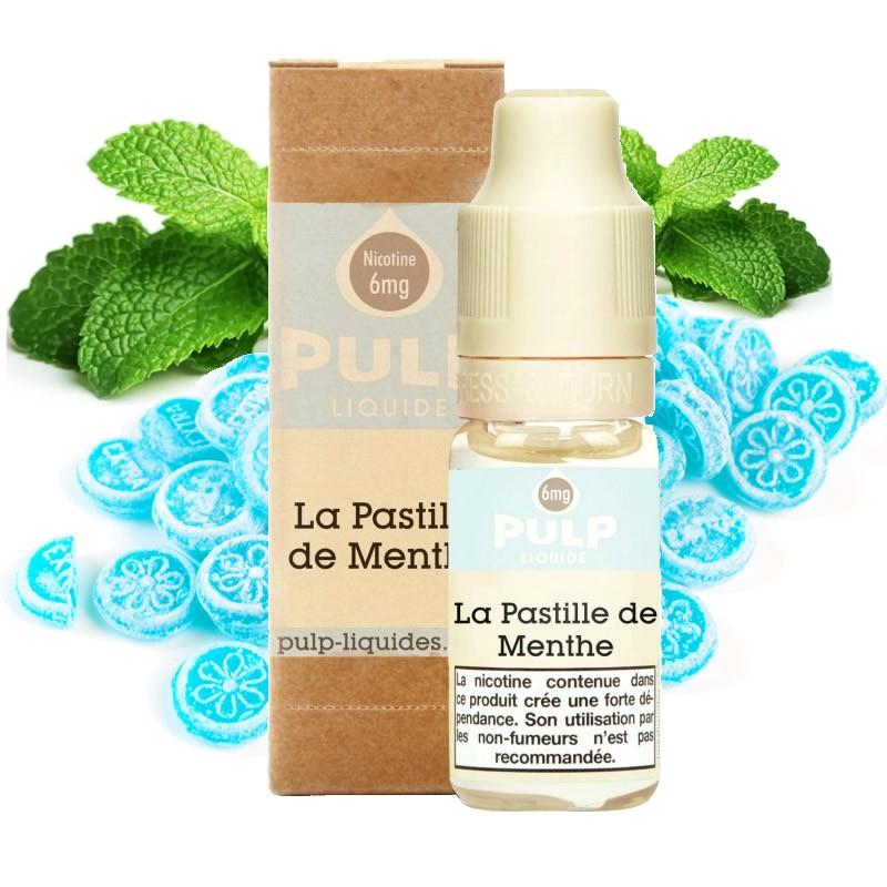 Eliquide Pastille De Menthe par Pulp - 10ml