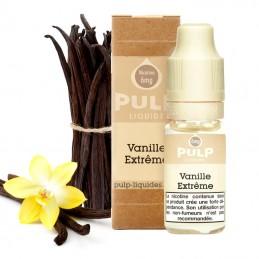 Eliquide Vanille Extreme par Pulp - 10ml