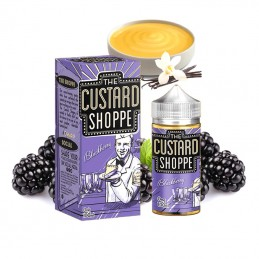 Eliquide Custard Shoppe Blackberry - 50ml